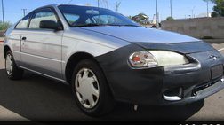 1996 Toyota Paseo Base