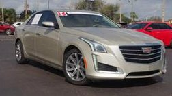 2016 Cadillac CTS 2.0T Luxury Collection
