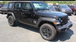 2019 Jeep Wrangler Unlimited Sport