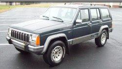 1988 Jeep Cherokee Laredo
