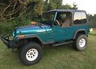 1988 Jeep Wrangler S