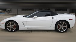2008 Chevrolet Corvette Convertible LT2