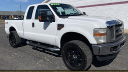 2008 Ford Super Duty F-350 FX4