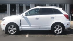 2015 Chevrolet Captiva Sport Fleet LT