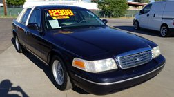 1999 Ford Crown Victoria LX