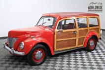 1940 Ford  WAGON 4-SPEED RUNS AND DRIVES GREAT!