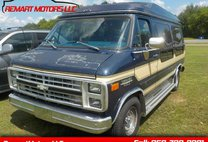 1985 Chevrolet Sportvan