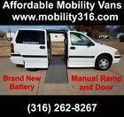 2005 Chevrolet Venture Cargo Van