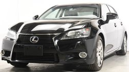 2013 Lexus GS 450h Base