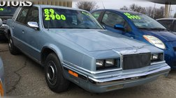 1989 Chrysler New Yorker Landau