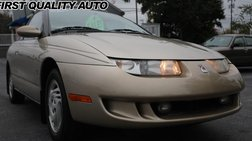 1997 Saturn S-Series SC2