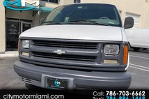 2001 Chevrolet Express Cargo Van G1500