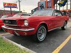1966 Ford Mustang -SOUTHERN CLASSIC CAR-AIR CONDITIONING-C CODE-