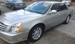 2008 Cadillac DeVille 4dr Sdn