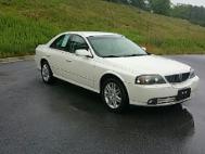 2005 Lincoln LS Sport