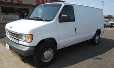 1994 Ford Econoline Cargo Van Cargo