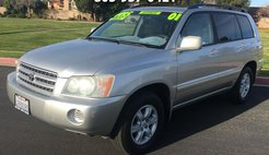 2001 Toyota Highlander Base