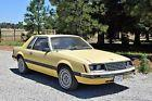 1981 Ford Mustang S