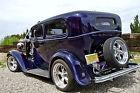 1932 Ford  chopped, shaved & dropped