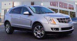 2010 Cadillac SRX Turbo Performance Collection