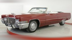 1970 Cadillac DeVille 500V8 AUTOMATIC PS PB SUMMER FUN