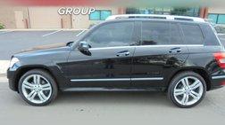 2012 Mercedes-Benz GLK-Class GLK 350 4MATIC