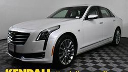 2018 Cadillac CT6 3.6L Premium Luxury