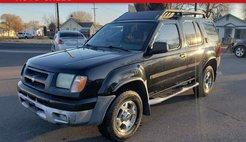 2001 Nissan Xterra XE 2WD