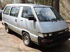 1986 Toyota Van Base