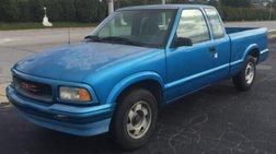 1995 GMC Sonoma Club Coupe 2WD