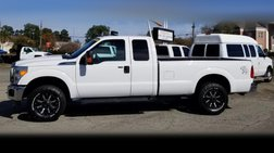 2016 Ford F-250 XLT SuperCab Long Bed 4WD