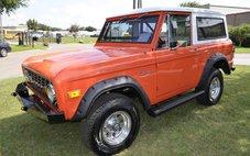 1977 Ford Bronco SUV
