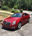 2012 Cadillac CTS 3.6L Performance