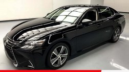 2016 Lexus GS 350 4dr Sedan