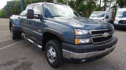 2007 Chevrolet Silverado 3500 Classic Work Truck