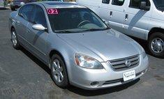 2002 Nissan Altima 2.5