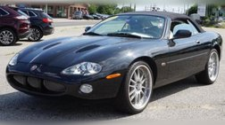 2002 Jaguar XKR Base