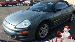 2005 Mitsubishi Eclipse Spyder GT
