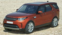 2017 Land Rover Discovery HSE Luxury Td6