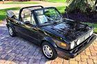 1993 Volkswagen Cabriolet Classic