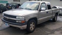 2000 Chevrolet Silverado 1500 LS Ext. Cab 3-Door Long Bed 2WD