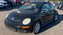 2008 Volkswagen New Beetle 2.5 PZEV