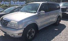 2002 Suzuki XL-7 Limited