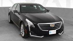 2017 Cadillac CT6 3.0TT Premium Luxury