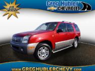 2003 Mercury Mountaineer Base