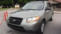 2009 Hyundai Santa Fe GLS