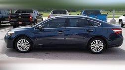 2014 Toyota Avalon Hybrid Limited