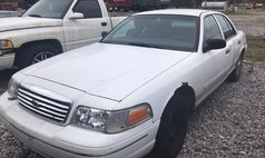 1998 Ford Crown Victoria Police Interceptor