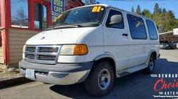 2001 Dodge Ram Van 1500 SWB
