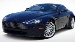 2009 Aston Martin V8 Vantage Base